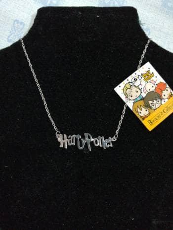 Collar iniciales harrypotter