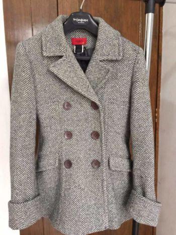 Abrigo Hugo Boss tipo Jacket Talla S