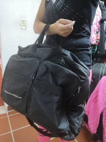 Bolsa maleta negra
