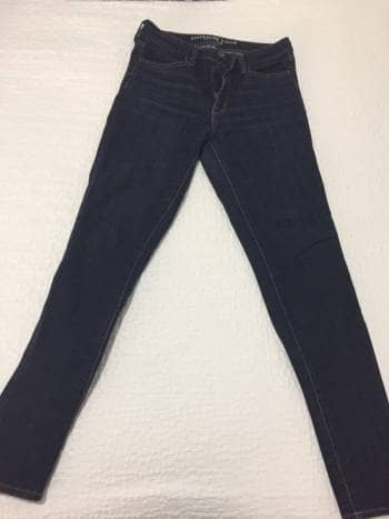 Jeans American Eagle Oscuros