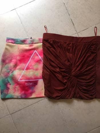 Dos faldas