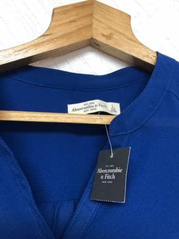 Blusa Azul Rey A F - GoTrendier - 734438 5e8a78bed8165