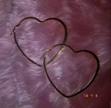 300cd2f96631 Arracadas de corazón - GoTrendier - 853838