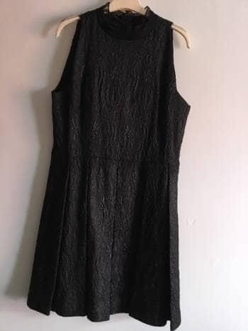 Vestido Negro Julio