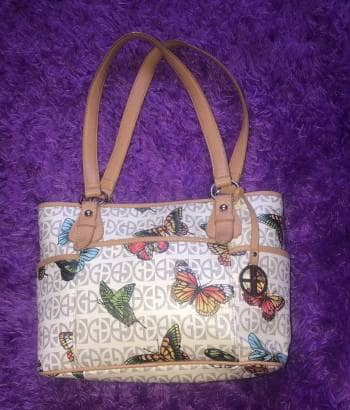 (Disponible )Bolsa Giani bernini
