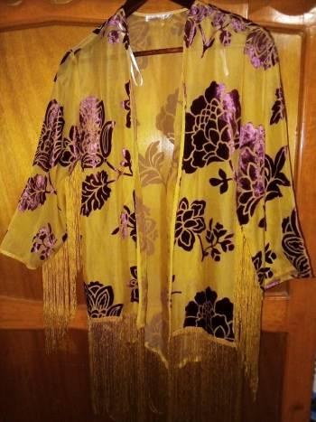 Kimono estilo vintage