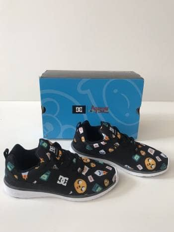 DC kicks de Adventure Time