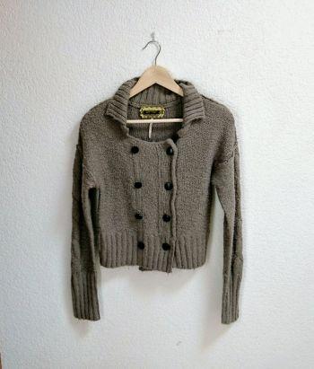 Suéter de lana, T S