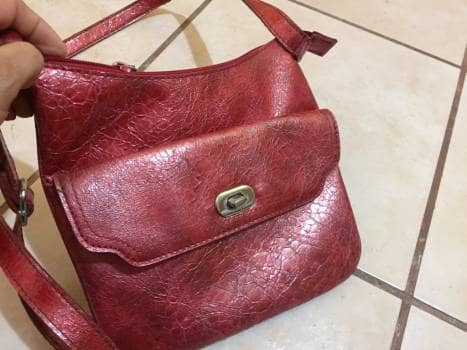 Bolsa crosbody nine west