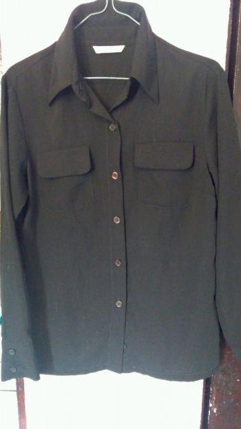 Camisa Zara Basic