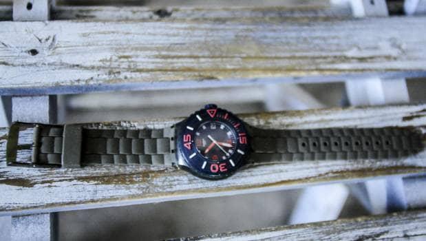 Reloj Swatch verde