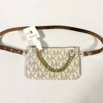 Fanny pocket belt Michael Kors