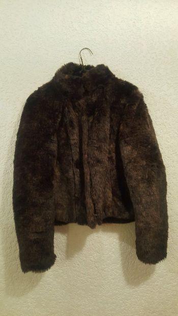 Abrigo de fur